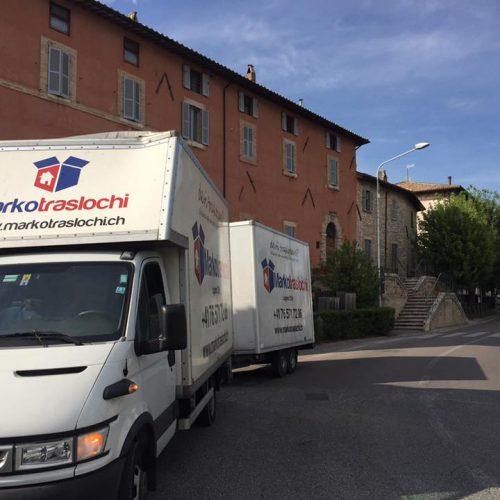 Servizio Porta a Porta - Marko Traslochi